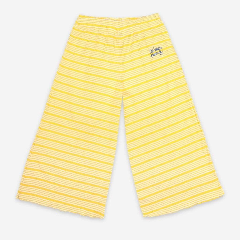 Bobo Choses Bottoms Copy of Bobo Choses - Striped Culotte Trousers