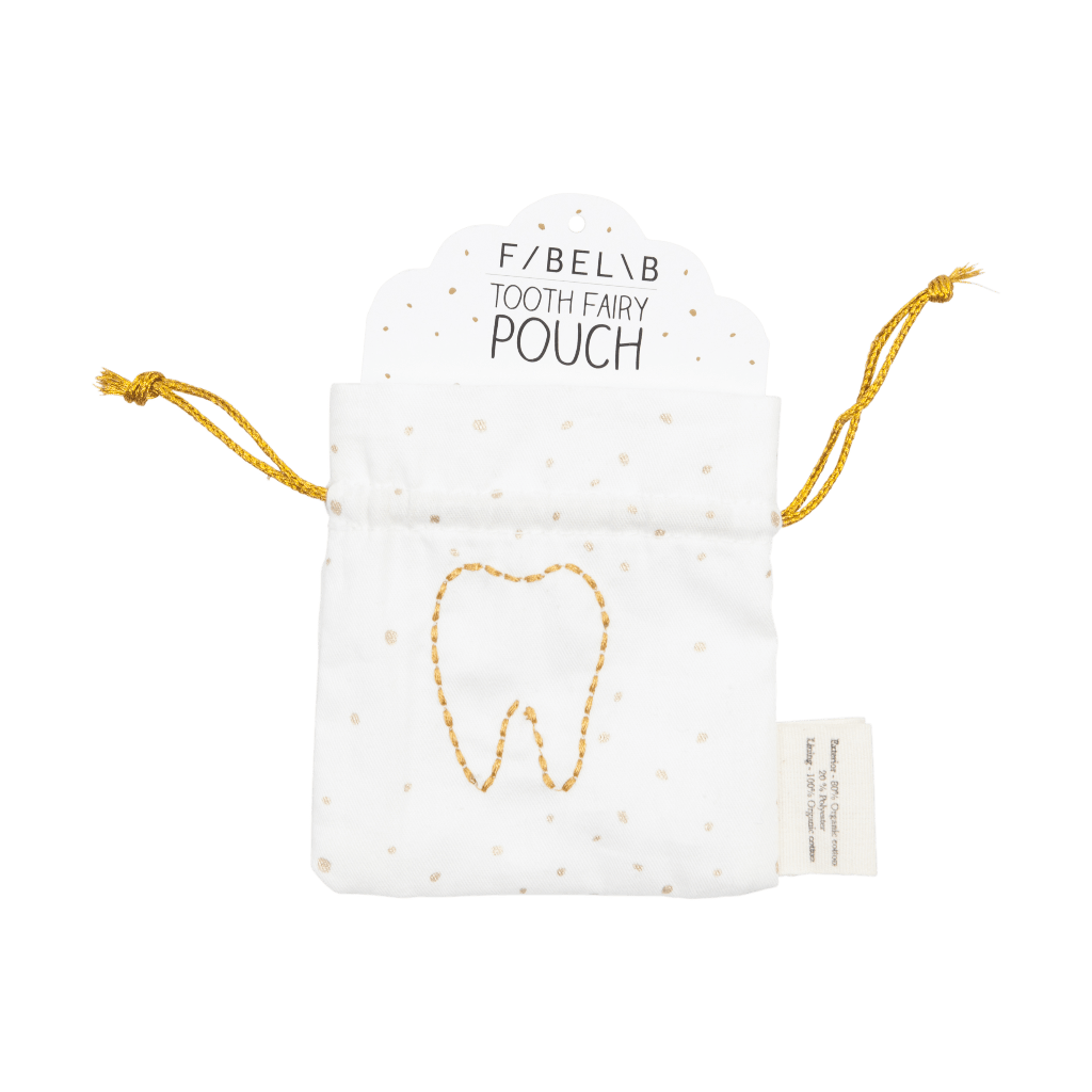 Fabelab Accessories Fabelab -Tooth Fairy Pouch