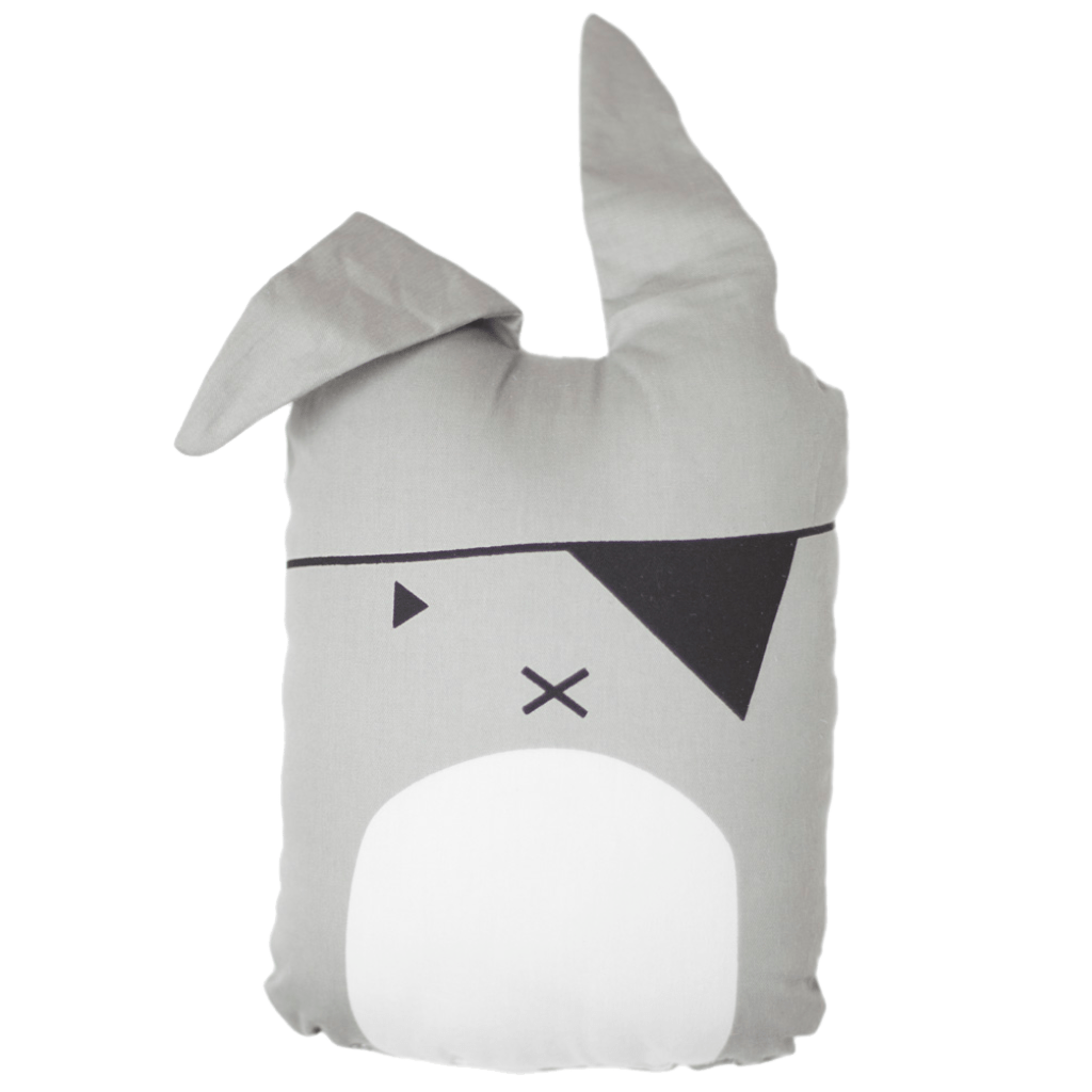 Fabelab Doll Fabelab Doll-Animal Cushion - Pirate Bunny