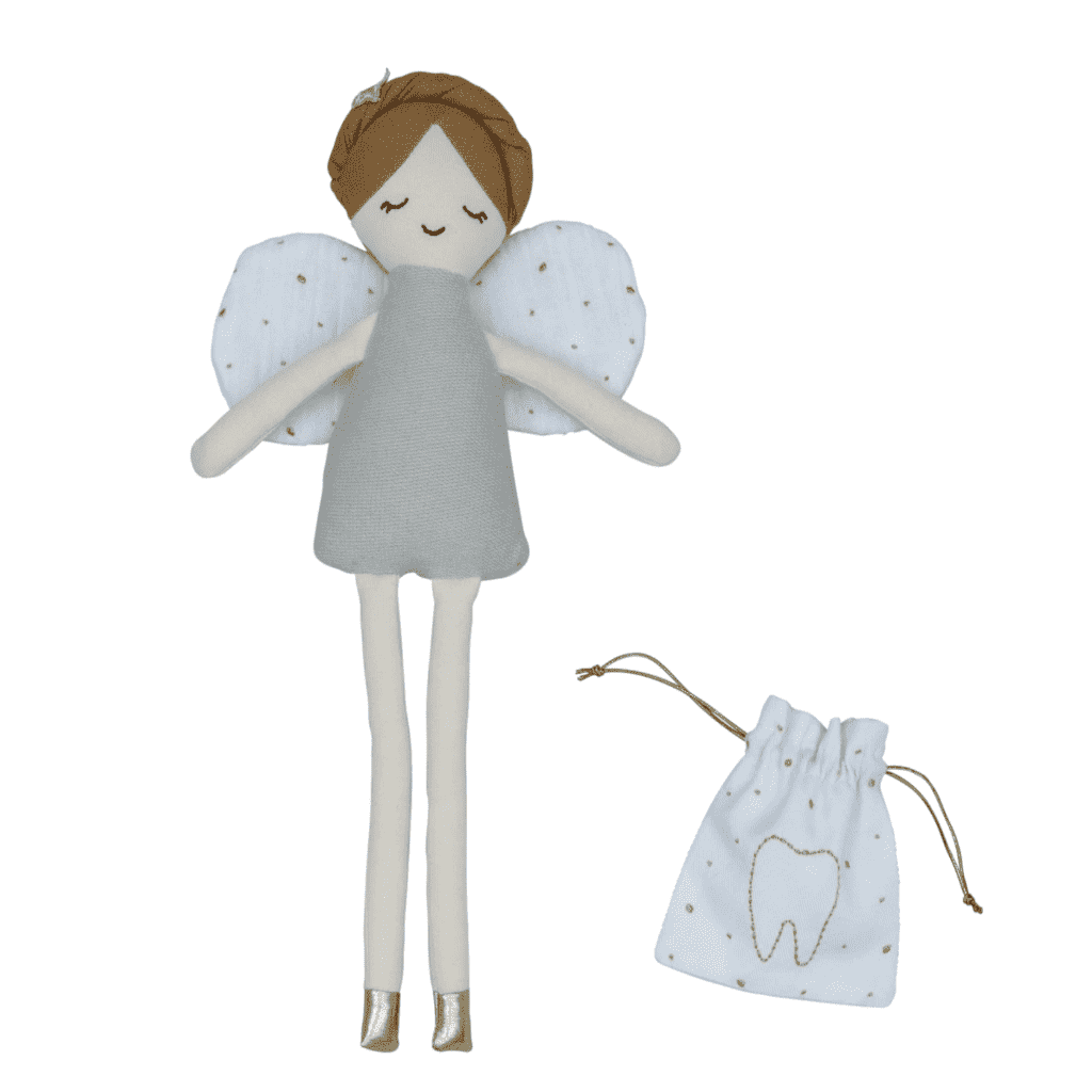 Fabelab Doll Fabelab Doll - Tooth Fairy with Pouch
