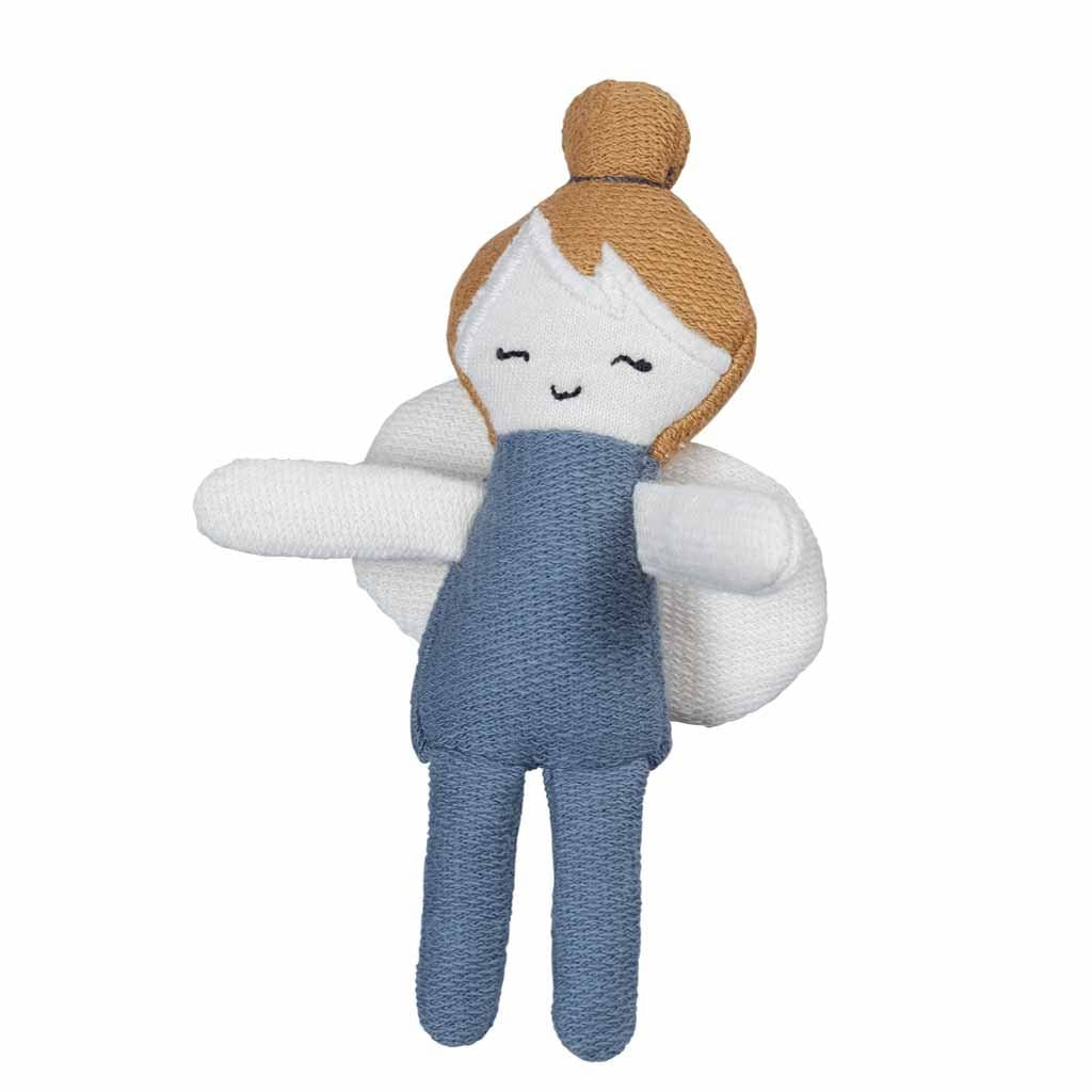 Fabelab Doll Fabelab Pocket Friend -Fairy - Blue Spruce