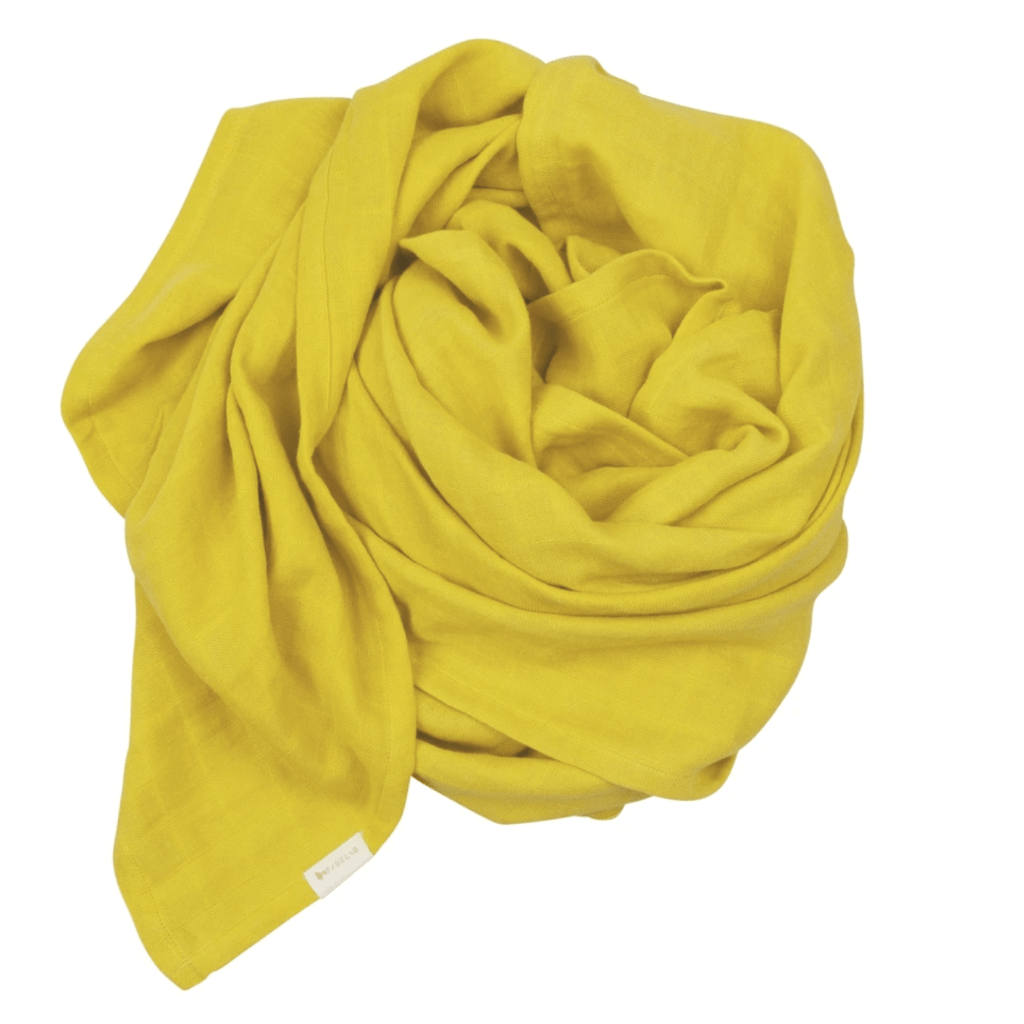Fabelab Swaddle Fabelab Swaddle/Extra Large Muslin Cloth -Honey