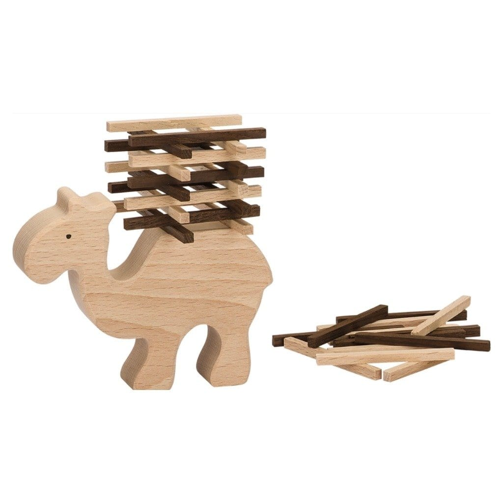 Goki Nature Wooden Toys Goki Nature-Stacking Game Camel