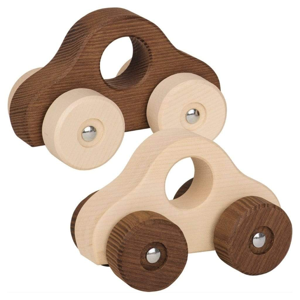 Goki Nature Wooden Toys Goki Nature-Vehicle (One Supplied)