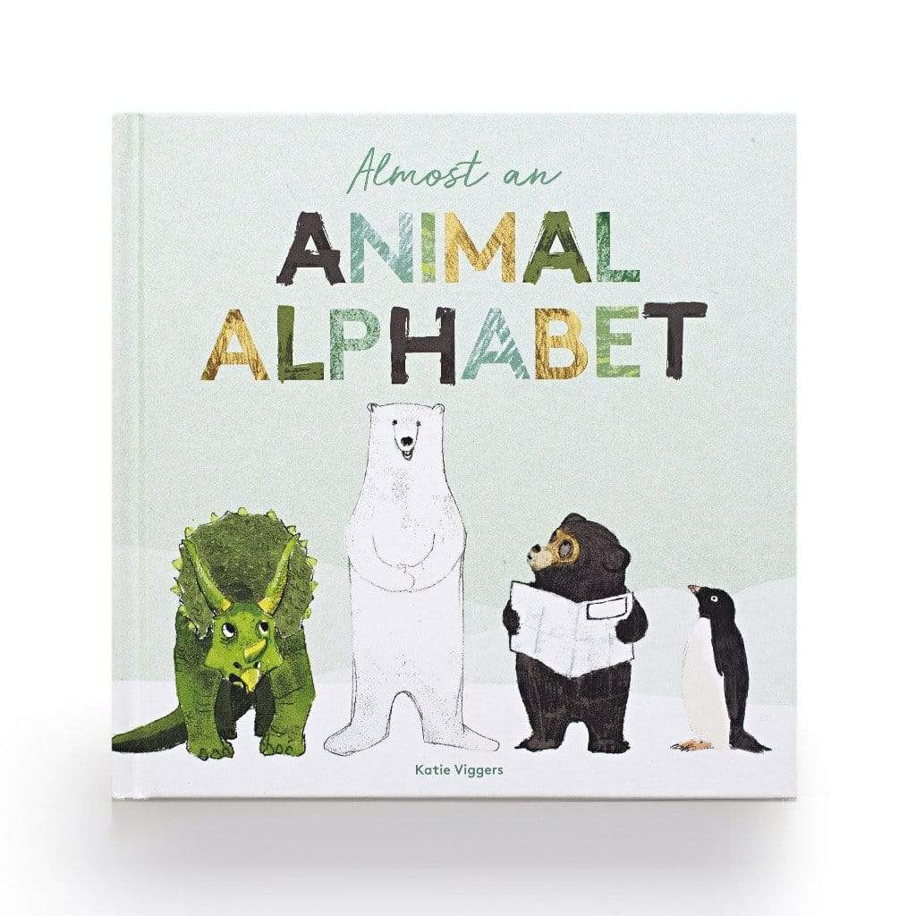 Laurence King Publishing Games Almost an Animal Alphabet