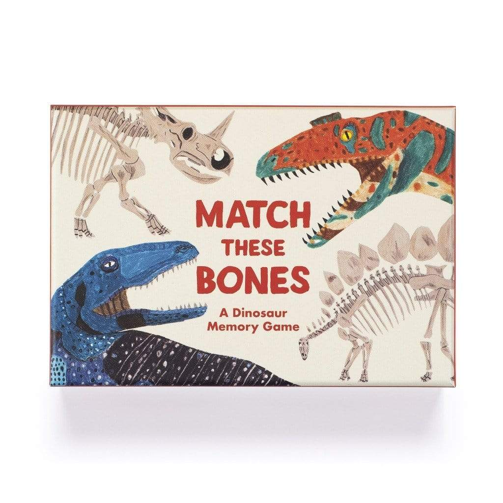 Laurence King Publishing Games Match These Bones