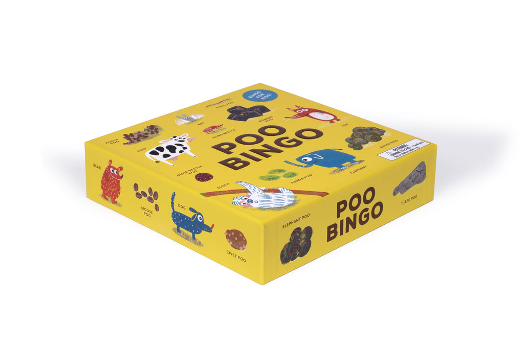 Laurence King Publishing Games Poo Bingo