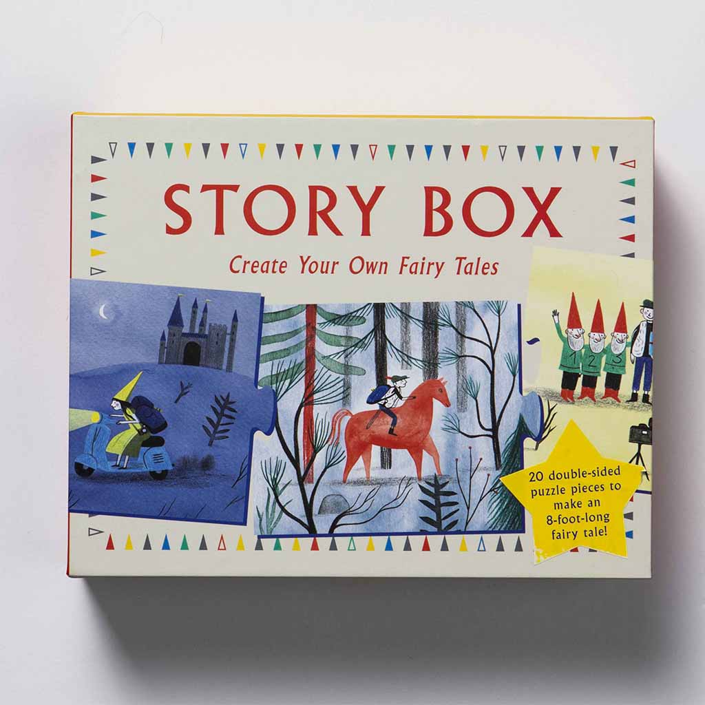 Laurence King Publishing Kids Activities Story Box-Create Your Own Fairy Tales