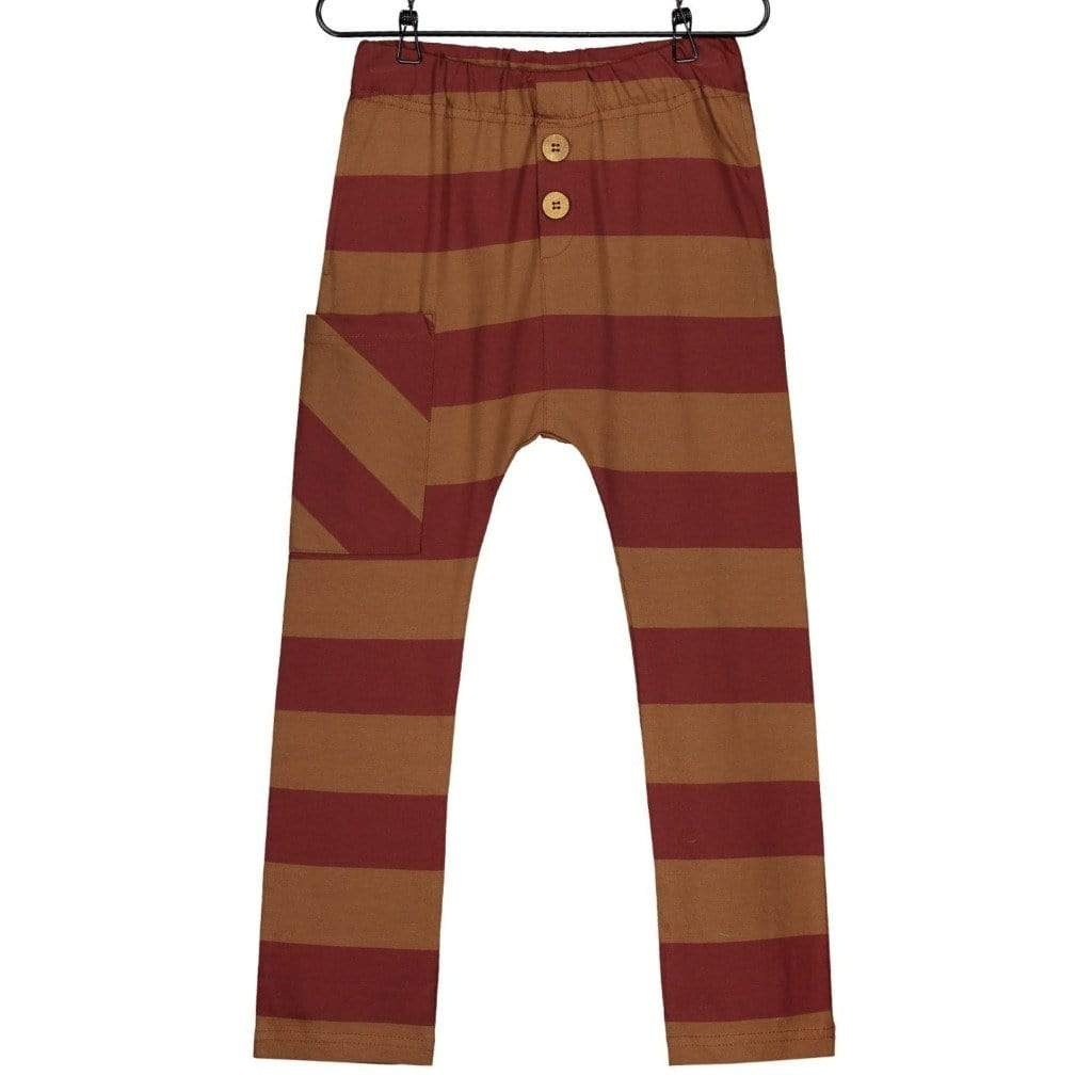 Mainio Bottoms Mainio - Stripe Furrow Pants