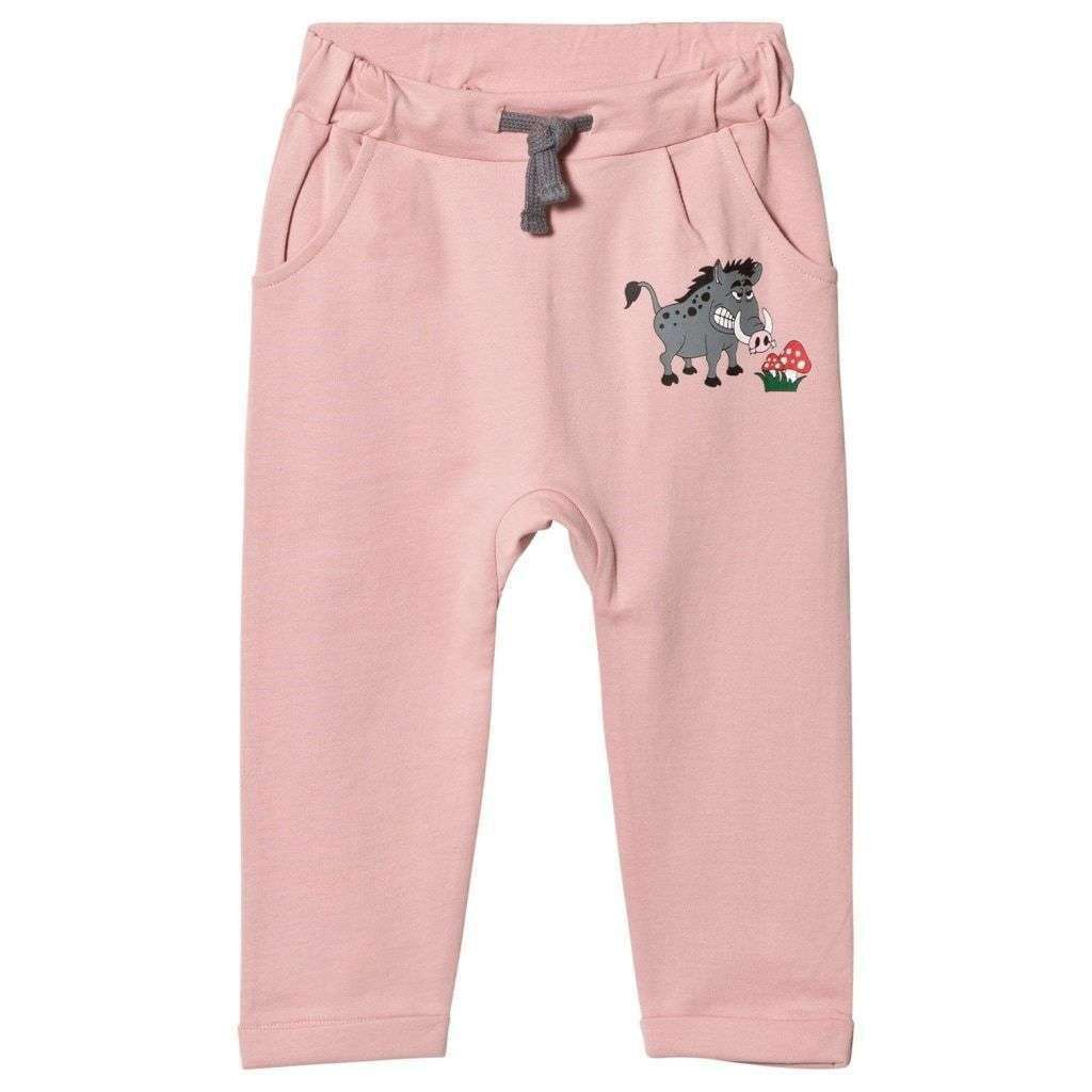 Tao & Friends Bottoms Tao & Friends Tao & Friends - Sweatpants Vildsvinet pink