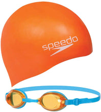 Load image into Gallery viewer, Jet Junior Swim Set Goggle