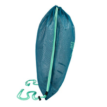 Load image into Gallery viewer, Equipment Mesh Bag (Nordic Teal/Black/Green Glow))