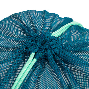 Equipment Mesh Bag (Nordic Teal/Black/Green Glow))