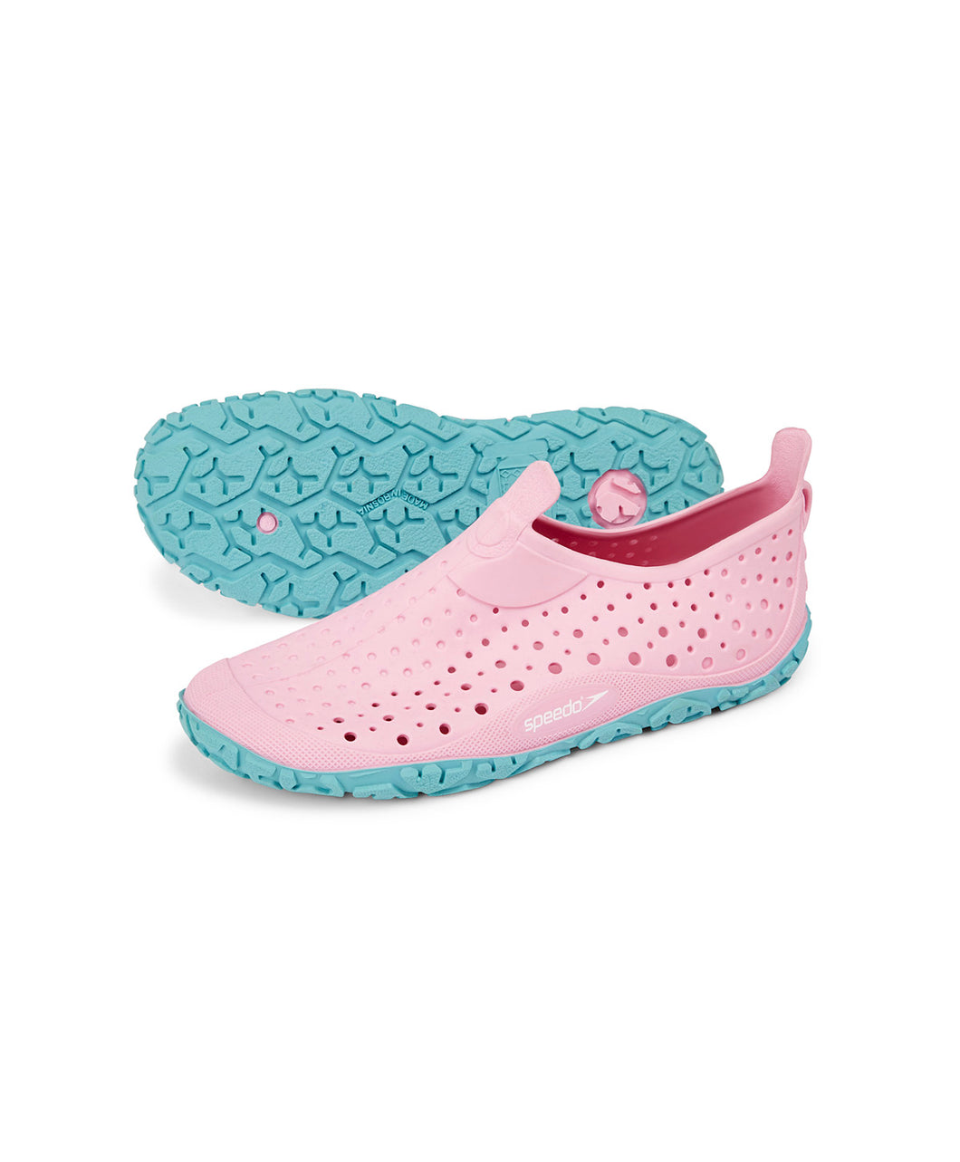 Infant Female Jelly Aqua Shoes