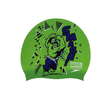 Marvel Junior Slogan Print Cap Hulk