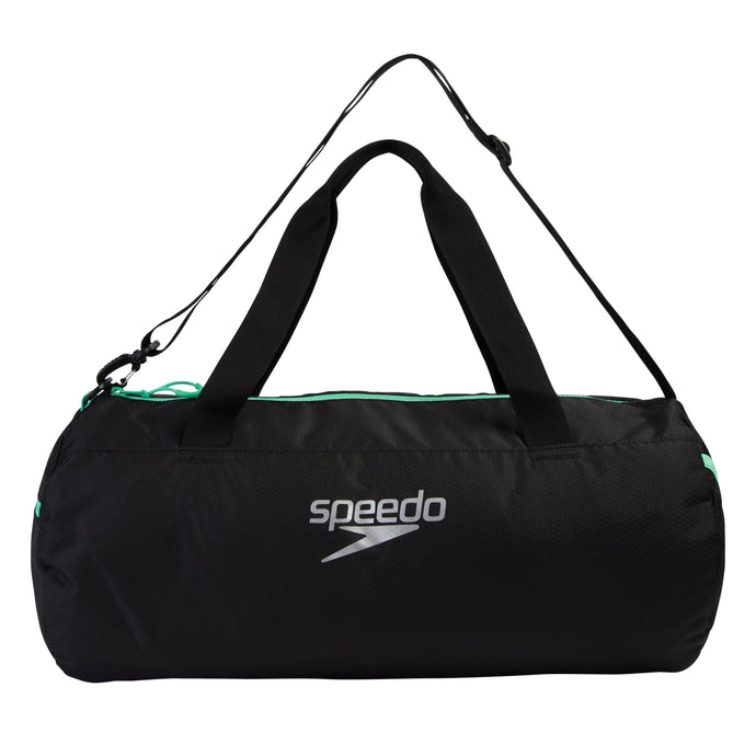 Duffel Bag(Black/Green Glow)