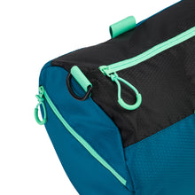 Load image into Gallery viewer, Duffel Bag(Nordic Teal/Black/Green Glow)