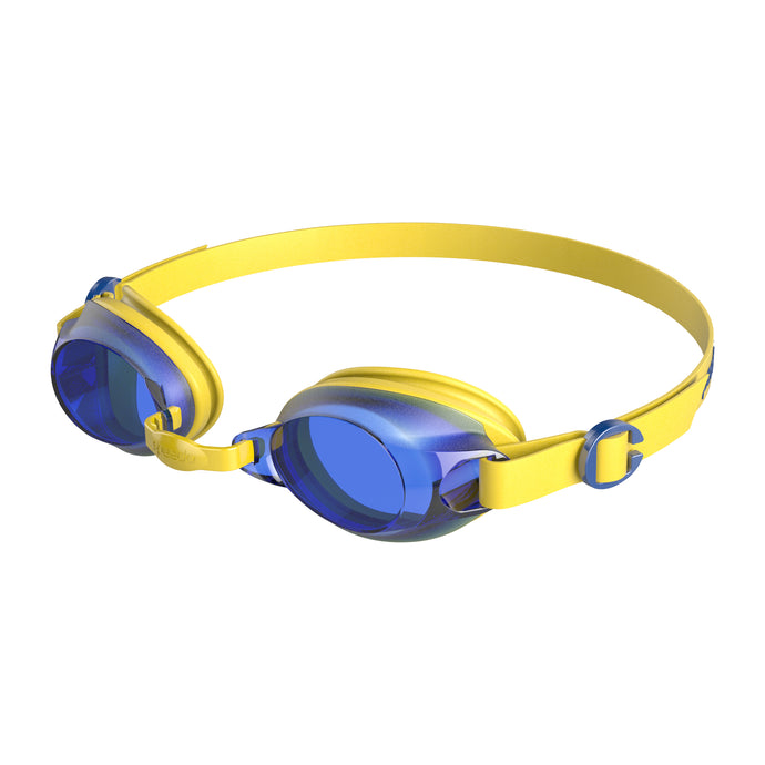 Jet Junior Goggle (Empire Yellow/Neon Blue)