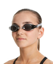 Load image into Gallery viewer, Junior Mariner Mirror Goggle (Silver/Black)