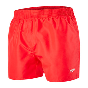 "Fitted Leisure 13"" Watershort (Fed Red)"
