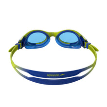 Load image into Gallery viewer, Junior Futura Biofuse Flexiseal Goggle (Blue/Green)