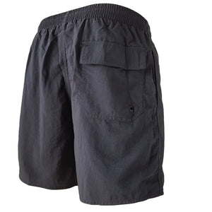 "Male Essentials 16"" Watershort (Black)"