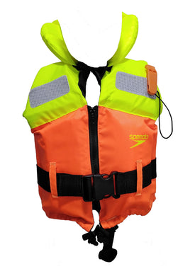 Infant Life Jacket - Neon Yellow/Neon Orange