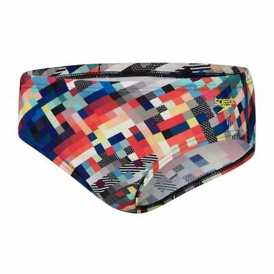 GlitchCode Boys Allover Panel Brief