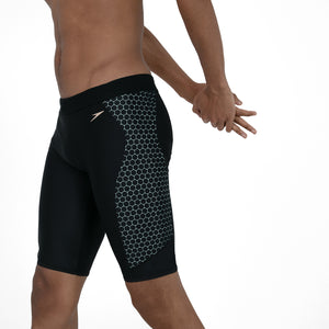 Hexagonal Mesh Placement Jammer (Black/Green)