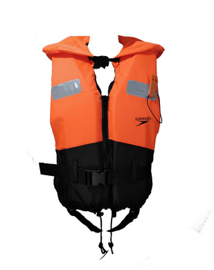 Adult Life Jacket - Orange