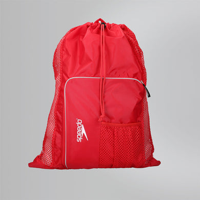 Deluxe Ventilator Mesh Bag - Red
