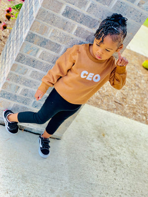 Baby CEO-Sweatshirt