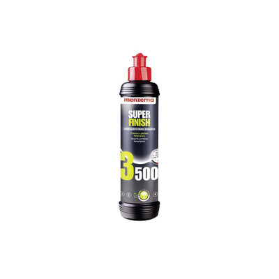 Menzerna 3500 Super Finish High Gloss Swirl Remover 250ml - WWW.PLANETAUTO.IE