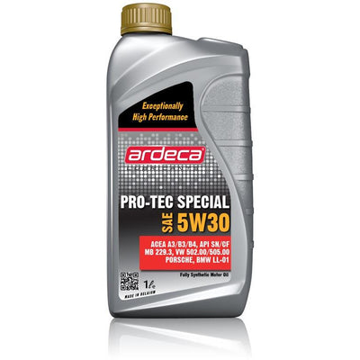 Ardeca Synth Pro SAE 5W30 1 Litre - WWW.PLANETAUTO.IE
