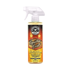Chemical Guys Signature Scent Premium Air Freshener & Odor Eliminator 473ml