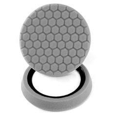Chemical Guys 7.5″ Self Center Hex-Logic Pad White Medium Light - WWW.PLANETAUTO.IE