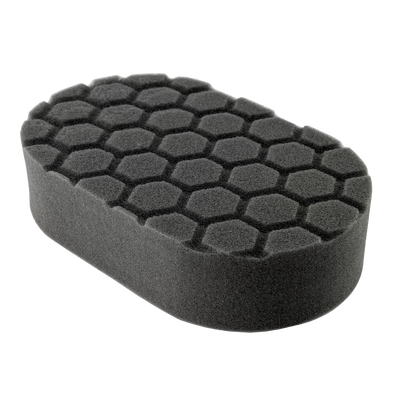 Chemical Guys Hex Logic Black Finishing Hand Pad - WWW.PLANETAUTO.IE