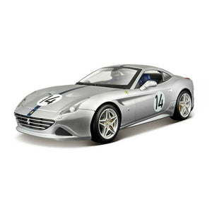 Burago Ferrari California T 70th Anniversary Limited Edition Die Cast Model