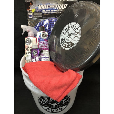 Chemical Guys Detailing Gift Set - WWW.PLANETAUTO.IE