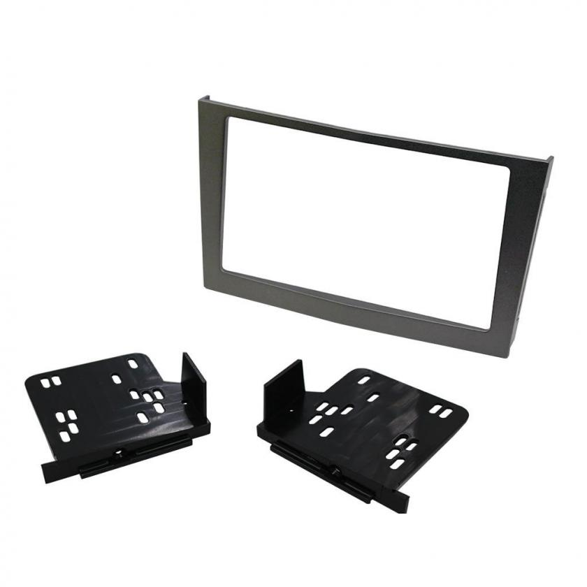 Connects2 Vauxhall/Opel Astra 2008- Double Din Fascia Plate - WWW.PLANETAUTO.IE