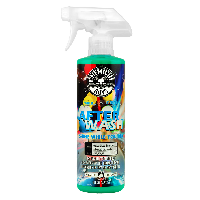 Chemical Guys After Wash Drying Agent 473ml - WWW.PLANETAUTO.IE