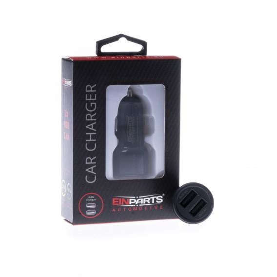 Premium Car Charger 2 X USB 2.4A