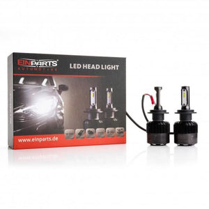 H7 LED Bulbs FLIP CHIP USA 12 / 24V 6000k - WWW.PLANETAUTO.IE