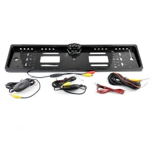 REVERSING CAMERA FRAME + WIRELESS MODULE - WWW.PLANETAUTO.IE