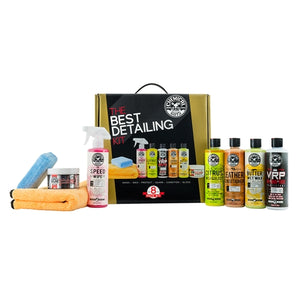 Chemical Guys The Best Detailing Kit (8 Items) - WWW.PLANETAUTO.IE