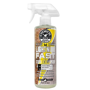 Chemical Guys Lightning Fast Carpet & Upholstery Stain Extractor 473ml - WWW.PLANETAUTO.IE