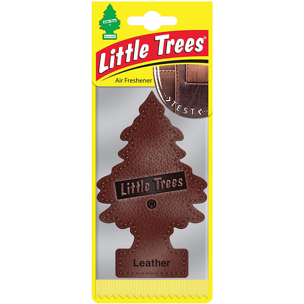 Little Tree Leather Fragrance