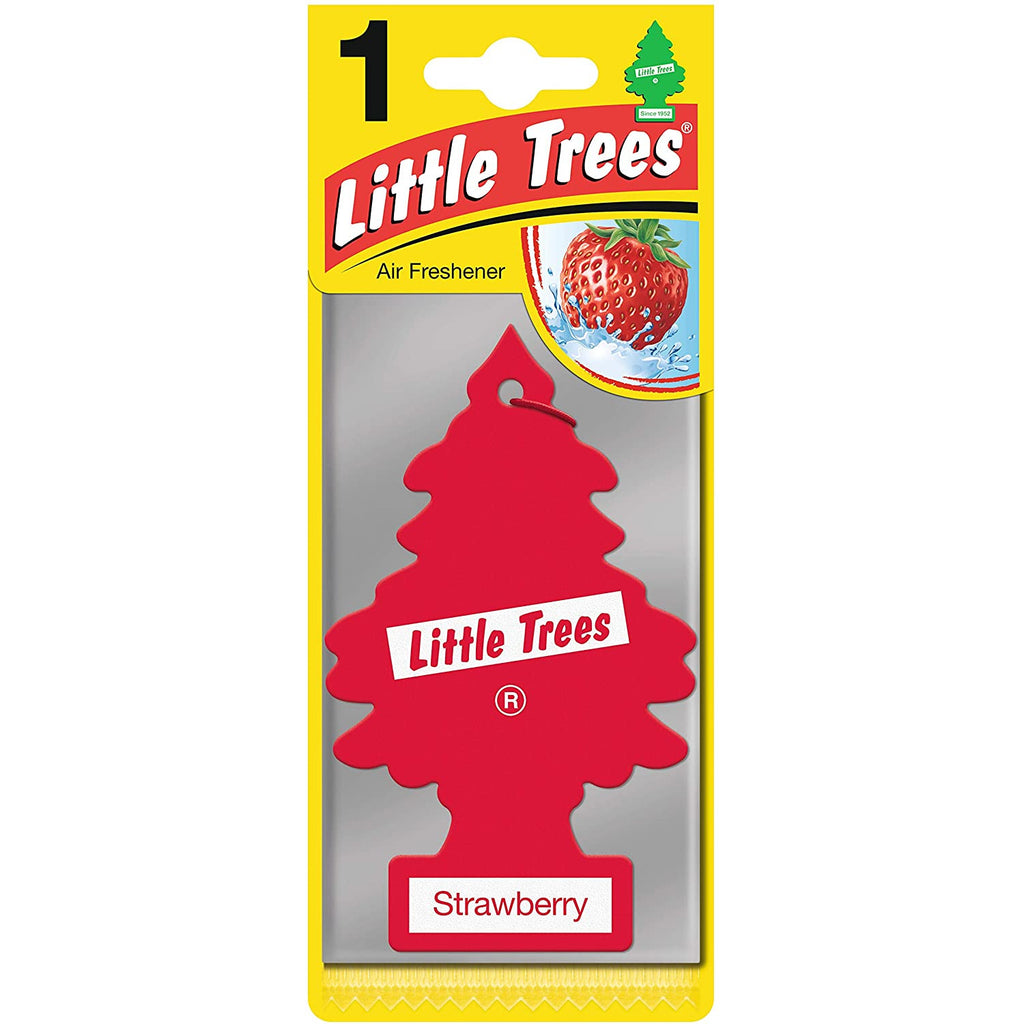 Little Tree Strawberry Fragrance