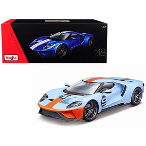 Maisto Ford GT Exclusive 1/18 Scale Die Cast Model