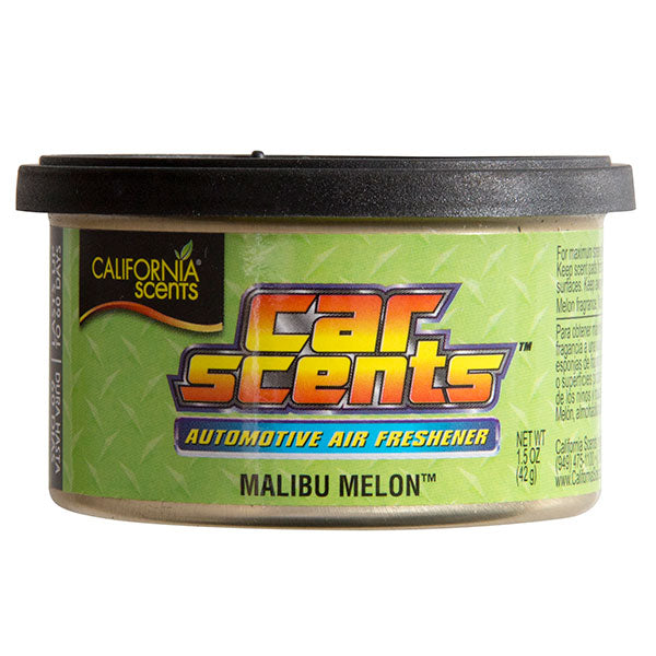 California Scents Malibu Melon Air Freshener Tin